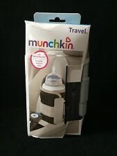 Munchkin Travel Baby Bottle Warmer. Car Bottle Warmer, Gray, New Free Shipping Q
