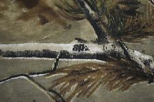 """2NDS FABRIC REALTREE AP RIBBED COTTON T-SHIRT FABRIC HUNTING CAMOUFLAGE 56""""W"""