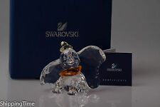 SWAROVSKI DISNEY FIGURINE DUMBO Dombo Ltd 2011 1052873