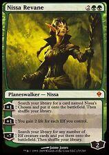 1x Nissa Revane Zendikar MtG Magic Green Mythic Rare 1 x1 Card Cards MP