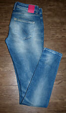 Only Jeanswear Size 29x33 Jolina Low Rise Distressed Skinny Jeans