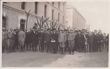 A7810) ROMA 1931, EQUITAZIONE, INAUGURAZIONE MANEGGIO COPERTO AI PARIOLI.