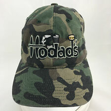 Hodads Burgers San Diego Camouflage FlexFit Ball Cap Baseball Hat by Yupoong
