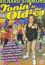 Richard Simmons: Tonin to the Oldies (DVD, 2010)