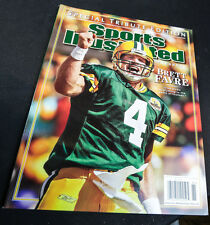 Sports Illustrated BRETT FAVRE Special Tribute Edition Green Bay Packers
