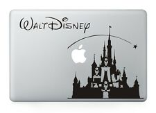 "Disney Castle Decal Sticker skin for Laptop Macbook Air/Pro/Retina 13""15""17"""