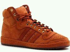 Adidas Originals Top Ten Hi Shoes Boots Red Fox Suede S85278 Sz 14 NWT