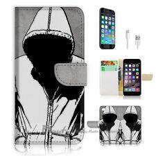 iPhone 7 PLUS (5.5') Flip Wallet Case Cover P1293 Cool Boy
