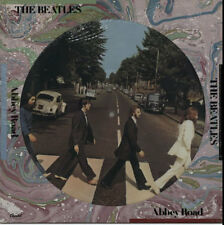 "Beatles Picture Disc Abbey Road MINT 12"" Vinyl Record 1978 Capitol Records"