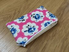 Cath Kidston Electric Pink Provence Rose Fabric - Handmade Coin Purse
