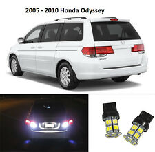 Premium Bright LED Reverse Backup Light Bulbs for 2005 - 2010 Honda Odyssey T20