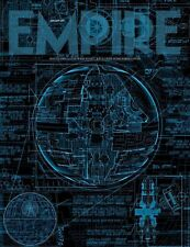 Empire Magazine January 2017 Star Wars Rogue One LOGAN + POSTER LIMITED SEALED