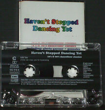 Various ‎Haven't Stopped Dancing Yet CASSETTE ALBUM Disco Lipps Inc Gaynor Kool