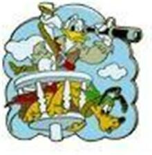 DONALD Is WILL TURNER With PLUTO In CROWS NEST PIRATES STARTER Disney PIN