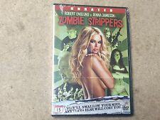 * NEW SEALED DVD FILM * ZOMBIE STRIPPERS * DVD MOVIE *