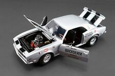 ACME 1968 CHEVY CAMARO Z/28 QUICKSILVER NHRA DRAG RACING 1:18 GMP VINTAGE CAR