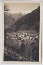 AK Mallnitz mit Ankogel, Foto-AK 1935