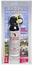 Sabre Bear Pepper Spray Repellent Deterrent OC Camping Hiking Mace Frontiersman