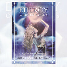 Energy Oracle Cards by Sandra Taylor 9781401940447 NEW  [Cards]