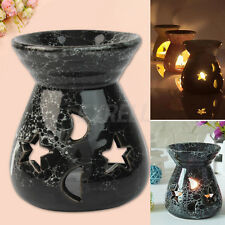 Ceramic Fragrance Oil Burner For Lavender Aromatherapy Scent Candle Melt ex1l
