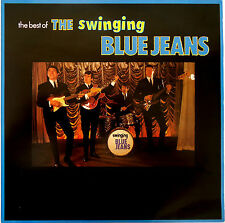 THE SWINGING BLUE JEANS-The Best Of-LP-1978 EMI Australian issue-EMB.10430
