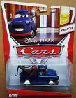 Disney Pixar Cars 2 Deluxe Ivan Lemons Series ,Same as Kmart Promo, 2014 Release