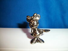 CLASSIC MINNIE MOUSE Disney PEWTER Metal Figurine MEXICO Candy PREMIUM Figure