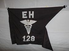 flag165 WW 2 US Army Guide on 128 EH 128th Evacuation Hospital Medical