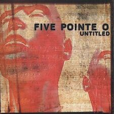 FIVE POINTE O Untitled (CD 2002) 11 Songs Hard Rock Roadrunner USA MINT