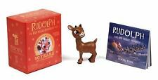 Rudolph The Red-Nosed Reindeer Kit: His Nose Glows! Mega Mini Kits) NEW