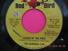 The Shangri-Las-Leader Of The Pack/What Is Love