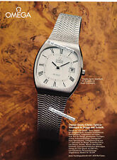 Omega-DeVille-Quartz-1977-Reklame-Werbung-genuine Advertising-nl-Versandhandel