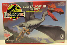 Jurassic Park Quetzalcoatlus Fire Beak Toy Figure by Kenner 1993 MIB SEALED AFA?