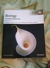 Biology a Global Approach 10th Edition with Mastering Biology