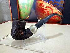 Vintage Pipe Peterson Dublin Tobacco Smoking Estate Irish Briar