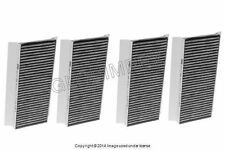 BMW E90 E92 E93 M3 (2008-2012) Cabin Air Filter Set Activated Charcoal MANN