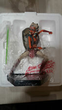 STAR WARS AHSOKA TANO GENTLE GIANT MAQUETTE 1251/1300