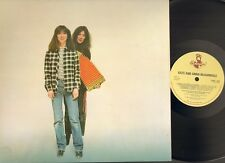 KATE & and ANNA McGARRIGLE French Record LP 1980 UK Hannibal McGARRIGLE SISTERS