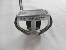 Odyssey Works Tank 2-Ball Fang 35'' Putter Used Lh W/hc