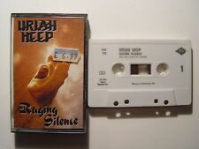 URIAH HEEP - Raging Silence - Legacy Records LLK 120 - MC Kassette Tape