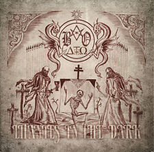 BLACK OATH - Litanies in the Dark (NEW*LIM.500*ITA OCCULT DOOM METAL*PAGAN ALTAR
