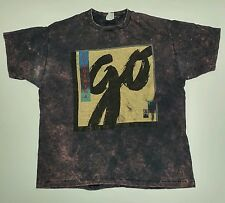 1987 - 1988 Hiroshima Go Tour Band Shirt Vintage 80s Jazz Rock Vtg Concert