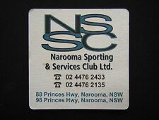 NSSC NAROOMA SPORTING & SERVICES CLUB LTD 88 98 PRINCES HWY 02 44762433 COASTER