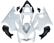 White Fairing Kit Bodywork Cowl For Honda CBR600 F4i 2001 2002 2003 Unpainted