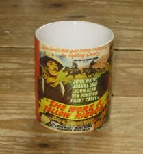 She Wore A Yellow Ribbon John Wayne Advertising MUG