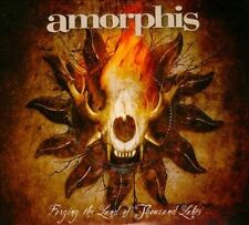 Amorphis Forging the Land of Thousand Lakes CD + DVD box heavy metal Wintersun