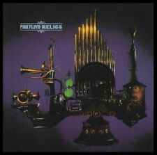 PINK FLOYD RELICS REMASTERED CD NEW