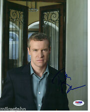 Tate Donovan Hostages Argo Shooter Signed Autograph 8x10 Photo PSA DNA COA