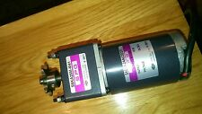 SPG geared motor