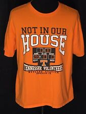 Tennessee Volunteers Neyland Stadium Knoxville TN Not In Our House Orange Shirt